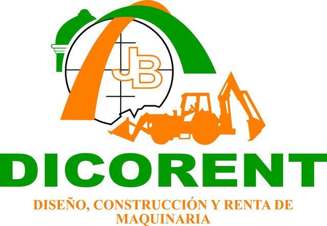 Logo dicorent dicorent constructora for Constructora